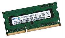 2 GB Samsung DDR3 RAM memoria 1066 MHz per Synology DiskStation DS1812 + DS1513 +