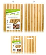 Bamboo Cutting Board  Kitchen Serving Chopping Boards Wooden