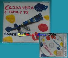 CD Singolo Cassandra & Family FX Squeeze Me 9806843 ITALY 2003 SIGILLATO(S23)