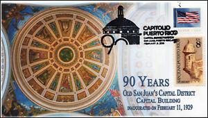 19-088, 2019, San Juan's Capital District, Pictorial Postmark, Event Cover, Puer