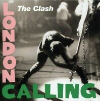THE CLASH London Calling (Gold Series) CD BRAND NEW
