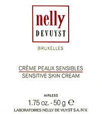 Nelly De Vuyst Sensitive Skin Cream 1.75oz(50g)   * Sale