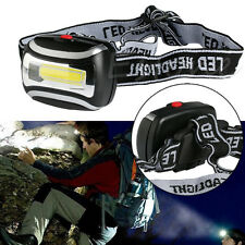 LED Headlamp 600Lm Headlight Flashlight Head Light Torch Lamp For Camping Hiking