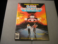 Close Encounters of the Third Kind Marvel Super Special #3 (1978, Marvel)