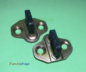Latch Striker Plate Door Lock for Nissan Hardbody Pathfinder D21 U Pickup Truck