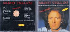 RARE CD 21 TITRES GILBERT O'SULLIVAN COLLECTION BEST OF 1990 PRESSAGE ESPAGNOL