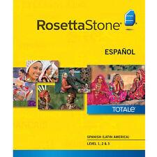 Rosetta stone Learn Spanish (Latin America) ONLINE SUBSCRIPTION (1 YEAR)