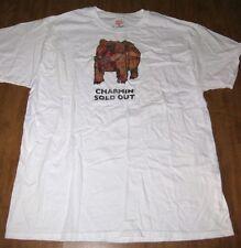 CHARMIN Sold Out lrg T shirt City Zen Comics tee grizzly bear mascot cartoon