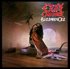 OZZY OSBOURNE Blizzard Of Ozz CD NEW Remastered 2011 Edition Bonus Tracks