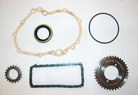 FIAT 500 N - D - F - L - R - G/ KIT DISTRIBUZIONE/ TIMING CHAIN SET