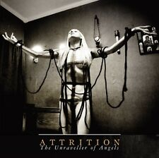 ATTRITION The Unraveller of Angels CD 2013 LTD.500