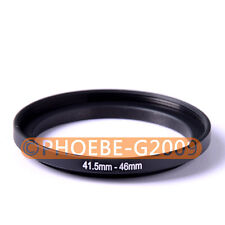 41.5mm-46mm 41.5-46 mm 41.5 to 46 Step Up Filter Ring Adapter