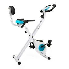 Klarfit Azura Pro Vélo d'Appartement Blanc (10026817)