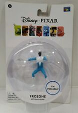 """Disney Pixar The Incredibles FROZONE 3.5"""" Poseable Action Figure Thinking Toys"""