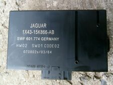 REAR PARKING AID MODULE ECU 2001 - 2004 JAGUAR X TYPE  1X43-15K866-AB