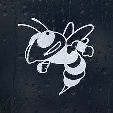 Funny Cartoon Bee Car Decal Vinyl Sticker