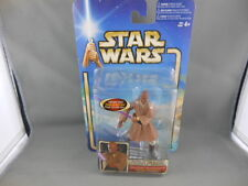 STAR WARS ATTACK OF THE CLONES MACE WINDU 4 INCH ACTION FIGURE