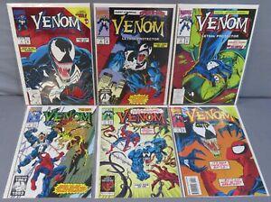 VENOM: LETHAL PROTECTOR #1 2 3 4 5 6 (Full Run 1-6) Marvel Comic 1993 Spider-Man