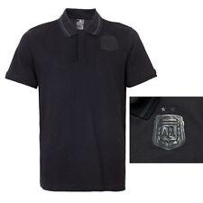 Camisetas de hombre de manga corta negro adidas