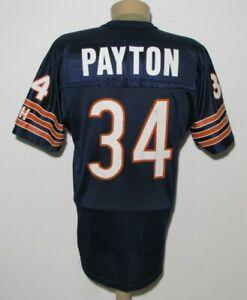 VTG NFL Chicago Bears WALTER PAYTON #34 SWEETNESS Champion Replica Jersey L/44