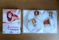 """DVD l'intégrale """"ANGELIQUE"""" 5 films des années 1960"""