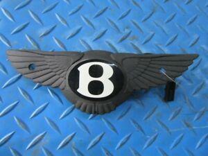 Bentley Flying Spur GT GTC trunk push button open emblem badge switch #7697