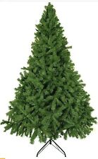 Green 7ft  Spruce Christmas Tree ,Xmas Trees, LED Stand, Free Postage