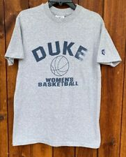 Duke Blue Devils Exclusive for Duke Women's Basketball T-shirt Size M