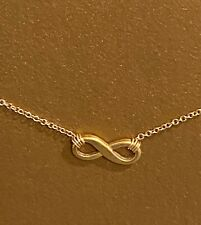 """Dogeared """"Infinite Love"""" Infinity Symbol 16"""" Necklace."""