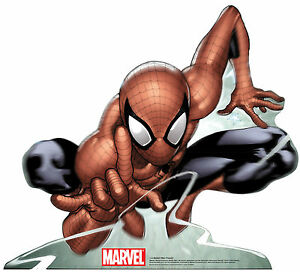 MARVEL - Spiderman Classic Lifesize CARDBOARD CUTOUTstandee standup C1145