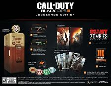 CALL OF DUTY BLACK OPS III - JUGGERNOG EDITION XBOX ONE FRENCH EDITION