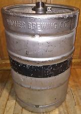 """15.5 Gn Stainless Moonshine Boil Kettle Beer Keg w 2"""" Pipe Still Column Adapter"""