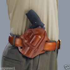 Galco Combat Master Holster Holster for S&W J Frame Right Hand Tan CM158