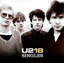 U2 18 Singles CD BRAND NEW U218 Singles Best Of Greatest Hits
