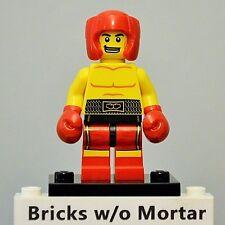 New Genuine LEGO Boxer Minifig Series 5 8805