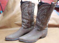 J.B. Hill Custom Western Cowboy Boots 11.5 EE Appears Bull Hide