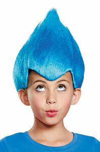 Wacky Colorful Troll Child Wig