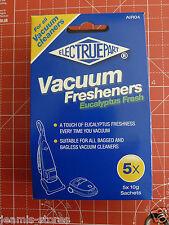 VACUUM CLEANER FRESHNERS EUCALYPTUS FRESH