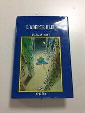OPTA CLA n°104 - L'adepte bleu - Piers Anthony