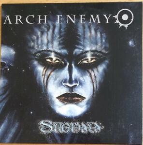 ARCH ENEMY - Stigmata (Promo Cardsleeve CD 1998)