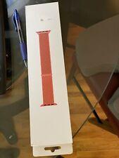 Apple Watch Sport Loop - Nectarine - 42mm / 44mm NEW IN BOX (Genuine, OEM)