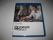 Octopussy James Bond 007 (Blu-ray Disc, 2015) No Code
