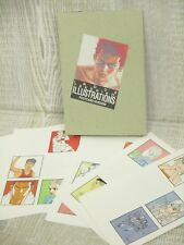 TAKEHIKO INOUE Postcard Art Illustration Book Slam Dunk SH98*