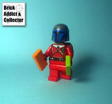 LEGO ® Star Wars ™ Personnage Figurine MiniFig Santa Jango Fett SW506 75023 NEUF