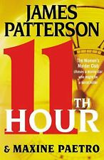 11th Hour  (ExLib) by Maxine Paetro; James Patterson