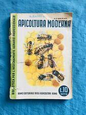 Apicoltura moderna. A. Zappi Ramo Editoriale degli Agricoltori 1942