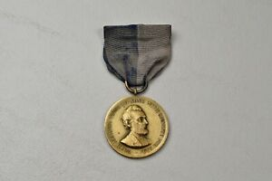 U.S. CIVIL WAR ARMY CAMPAIGN MEDAL w/WRAP BROACH - NUMBERED