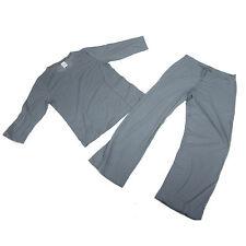 Night Time Wicking Wear Pajamas Set Antimicrobial Ultra-Fresh XL 5304 Grey