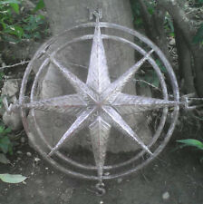 Large Compass Metal Art Signs Home Decore Home Decor Design Ideas Haiti Size 24""