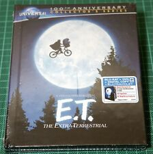 E.T. The Extra Terrestrial - Best Buy Exclusive Blu Ray Digibook - NEW! SEALED!